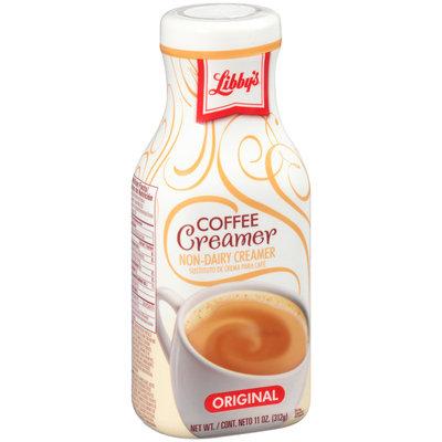 Libby's® Original Non-Dairy Coffee Creamer 11 oz. Bottle