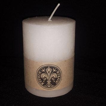 Winston Porter Pillar Candle (Set of 4) Color: Light Brown