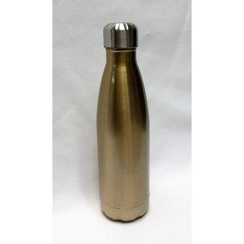 Red Barrel Studio Ilka 17 oz. Water Bottle Finish: Champagne