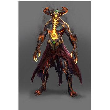 Lord Mischief 'Shinnok' Graphic Art
