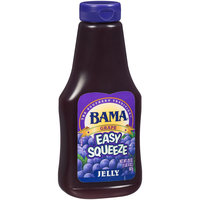 Bama® Easy Squeeze Grape Jelly 20 oz. Squeeze Bottle