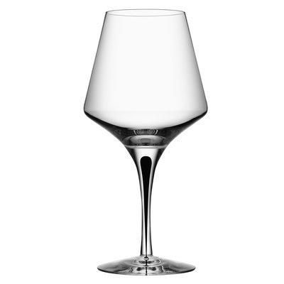 Orrefors Metropol Red Wine Glass, Set of 2