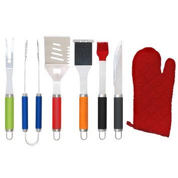 Chef Basics Select Hw5323 7-piece Bbq Tool Set