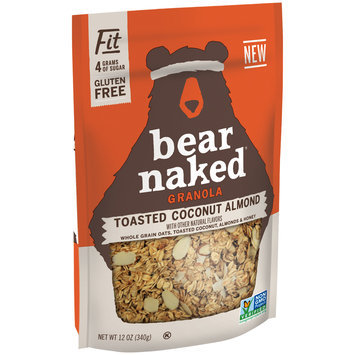 Bear Naked® Toasted Coconut Almond Granola 12 oz. Pack