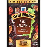 McCormick® Grill Mates® Basil Balsamic Veggie Marinade Mix 1.37 oz. Packet