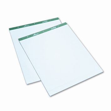 Ampad Evidence Flip Chart Unruled Pads, 27