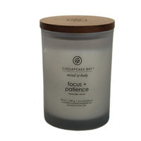 Chesapeake Bay Candles Mind & Body Focus and Patience Jar Candle Size: Medium