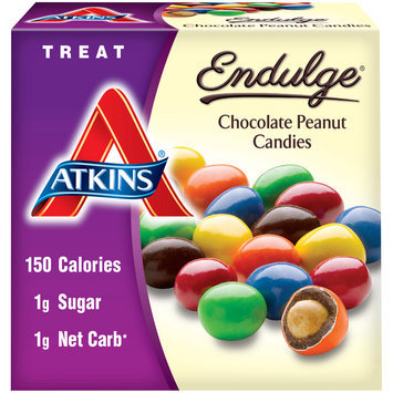 Atkins® Endulge® Chocolate Peanut Candies 5-1.2 oz. Packs
