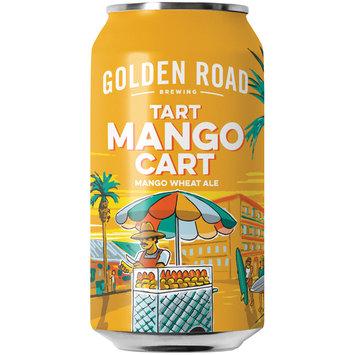 Golden Road Brewing Tart Mango Cart Mango Wheat Ale 12 fl. oz. Can