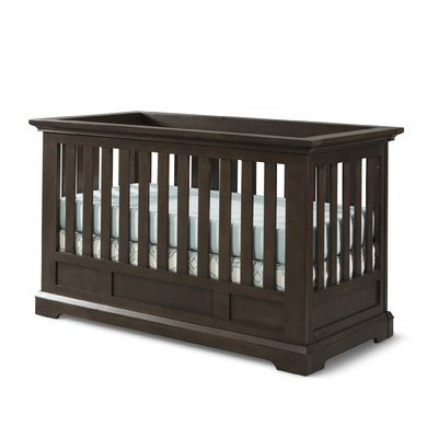 Child Craft Devon Euro Style 4 Convertible Crib Finish: Slate