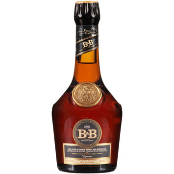 D.O.M. B&B French Brandy and Benedictine Blend Liqueur 375mL Bottle