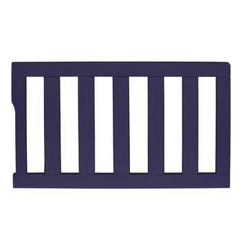 Dream On Me Universal Crib Guard Toddler Convertible Rail Finish: Navy