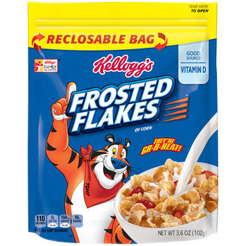 Kellogg's Frosted Flakes® Cereal 3.6 oz. Bag
