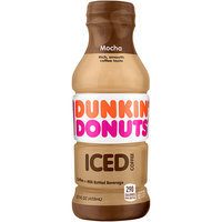 Dunkin' Donuts® Mocha Iced Coffee