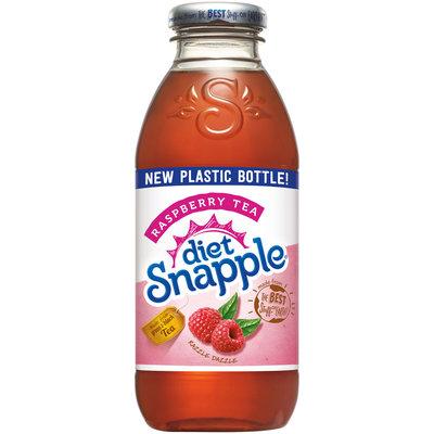 Diet Snapple® Raspberry Tea 16 fl. oz. Bottle