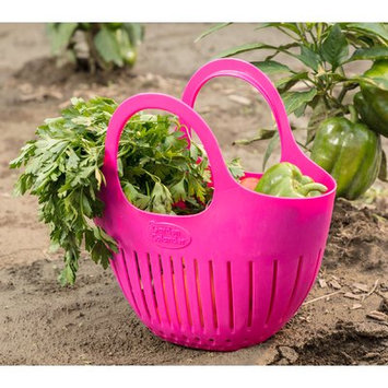 Hutzler Plastic Mini Harvest Garden Colander Color: Pink
