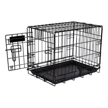 Aspen Pet Single-Door Home Training Pet Crate Size: 14