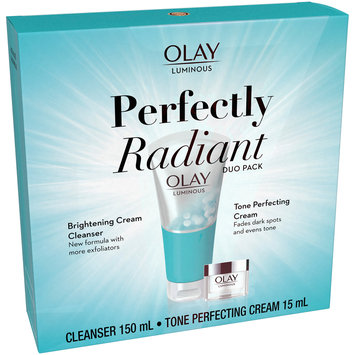 Olay Luminous Perfectly Radiant Duo Pack 2 pc Pack