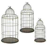 Cbk Outdoor Living 3 Piece Bird Cage Set