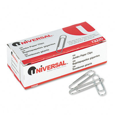 Universal Office Products Paper and Binder Clips Universal Smooth