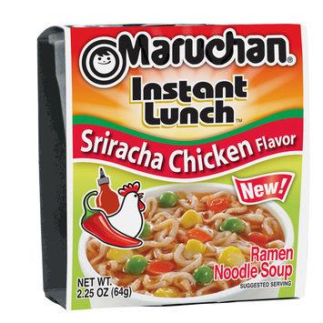 Maruchan Instant Lunch Sriracha Chicken Ramen Noodle Soup