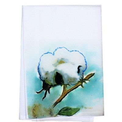 Betsy Drake Interiors Cotton Ball Hand Towel