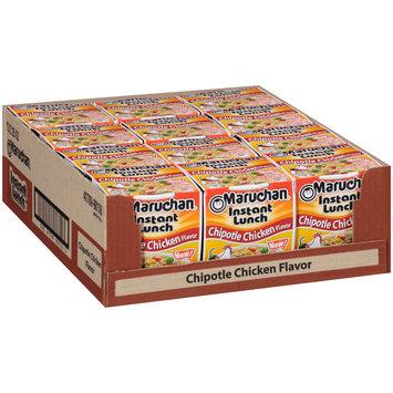 Maruchan® Instant Lunch™ Chipotle Chicken Flavor Ramen Noodle Soup 1 Cups