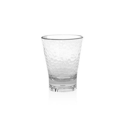 Mint Pantry Louanne 7 Oz. Hammered Rocks Glass (Set of 6)