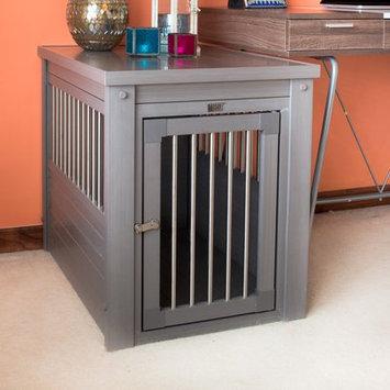 New Age Pet EcoFLEX Pet Crate End Table Size: Large (28