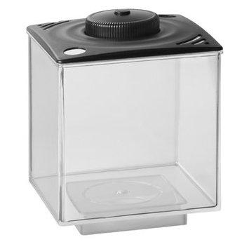 Eliv 0.75 Gallon Betta Cube LED Aquarium Tank Color: Black