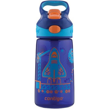 Contigo 14 oz. Kids Striker Autospout Water Bottle - Sapphire Blast Off