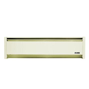 Cadet 1000W Softheat hydronic baseboard heater - White Sand RH Wire