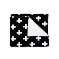Olli+lime Cross Blanket