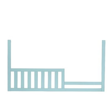 Suite Bebe Harley Toddler Bed Rail Finish: Cloud Mint