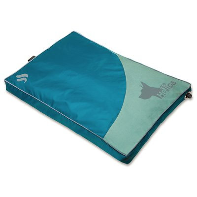 Dog Helios Aero-Inflatable Outdoor Dog Bed Blue