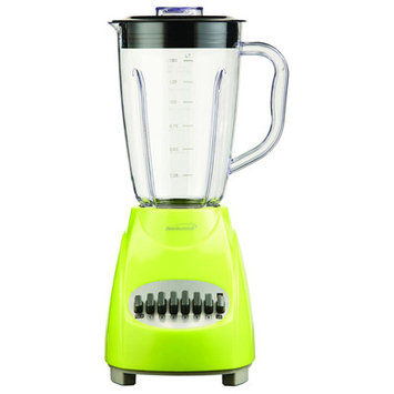Brentwood Watches 12-Speed Blender With Plastic Jar Assorted Colors