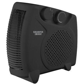 Sharper Image Table Top Portable Heater Finish: Black
