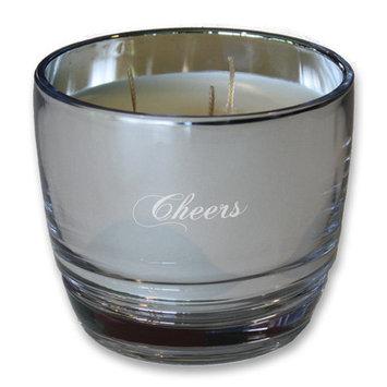 Acadian Candle Reflection Cedar Citron Splash Jar Candle