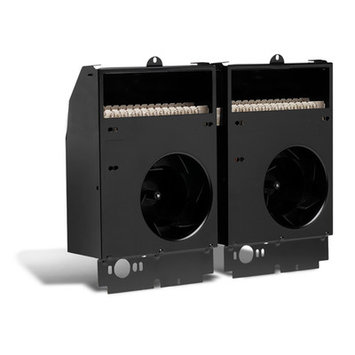 Cadet Com-Pak Series Wall Insert Electric Fan Heater, 3000/2250W