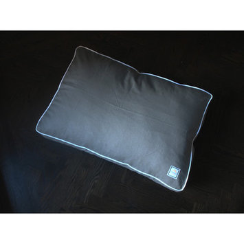 Bowhausnyc Matching Slate Dog Pillow Size: Large (36