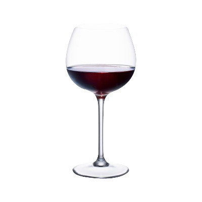 Villeroy & Boch Purismo Red Wine Full Bodied Glass, Set of 4
