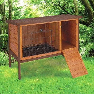 Ware Manufacturing 0151 Premium+ Hutch: 01516 Small Animal Cage