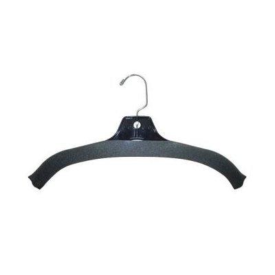 Rebrilliant Foam Non-Slip Hanger Cover Color: Gray