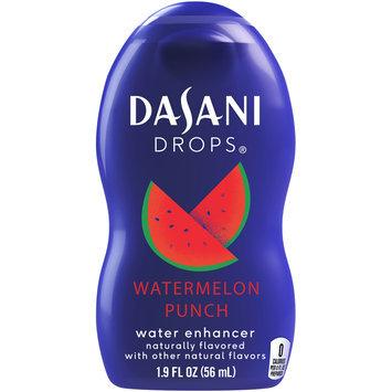 Dasani Drops® Watermelon Punch Water Enhancer 1.9 fl. oz. Bottle