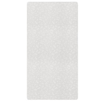 Dream On Me Industries Inc Dream On Me BR-6E6GL Breathable Little Baby 6 in. Full Size Firm Foam Crib and Toddler Bed Mattress