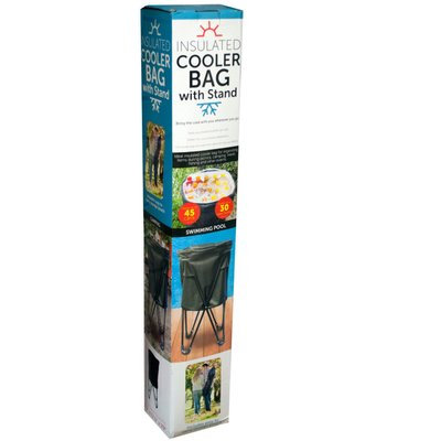 Koleimports 45 Can Insulated Cooler Bag with Stand