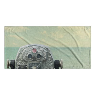 Kavka Way out There Beach Towel