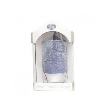 The Holiday Aisle Pillar Unscented Designer Candle Size: 8.2
