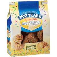 Tastykake® Limited Edition Birthday Kake Flavored Mini Donuts