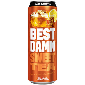 Best Damn Sweet Tea 25 fl. oz. Can